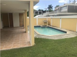 Veredas con terraza y piscina