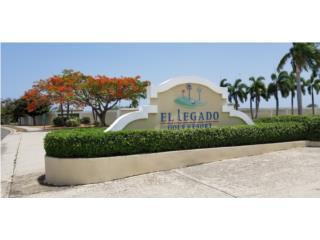 El Legado Golf Resort / Guayama / REBAJADO