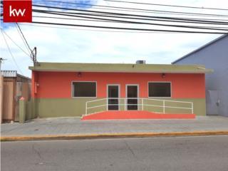 MUNOZ RIVERA, LOCAL COMERCIAL EN GUAYANILLA