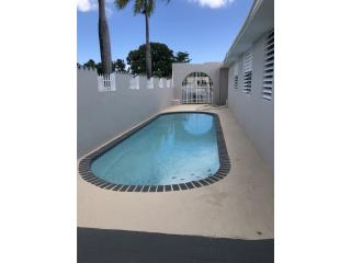 Villa Carolina con piscina