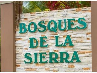 URB. BOSQUE DE LA SIERRA / TERRERA!!