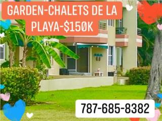 OPEN HOUSE, Chalets de la Playa GARDEN, FHA!