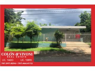 Casa en Miradero-Mayaguez (Venta) 100K