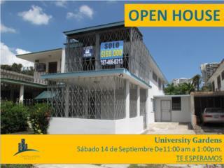 UNIVERSITY GARDENS - REMODELADA - OPEN HOUSE