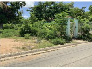 Exquisito Terreno : Barrio Florida en Vieques
