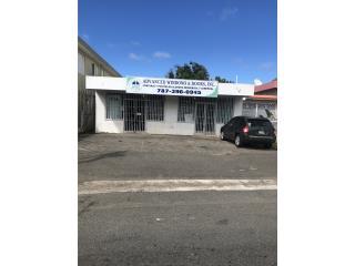 Local comercial Pueblo frente a AEE