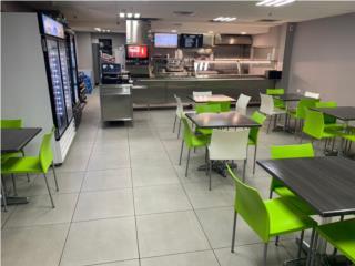 SE VENDE LLAVE - Cafetería en Torre Medica