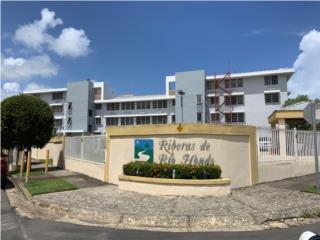 Condominio Riberas de Rio Hondo en Bayamon