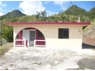 Casa Barrancas, Barranquitas