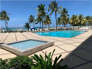 Playa Dorada, Isla Verde, Acceso a la Playa