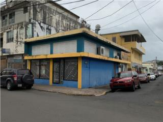 LOCAL COMERCIAL, ESQUINA, + 800 P/C, 2 BAÑOS