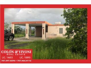 Casa en Boqueron (Cabo Rojo) 140K