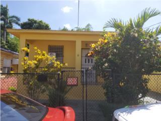 Acogedora casa en el Caso Urbano de Cabo Rojo