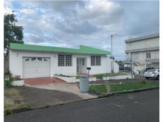 Sierra Bayamón - casa de esquina