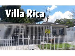 VILLA RICA, BAYAMON - EXCELENTES CONDICIONES!