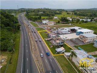 2 propiedades comerciales, PR-2, Isabela