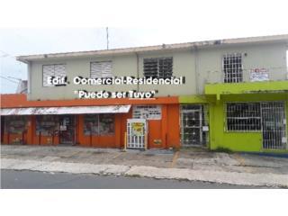 Sta. Monica- Bayamón- Comercial/Residencia