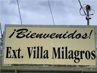 Urb. Villa Milagro, Boqueron