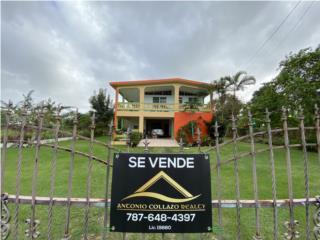 Casa, 1,773 MC, Maleza Alta, 225k, Aguadilla.