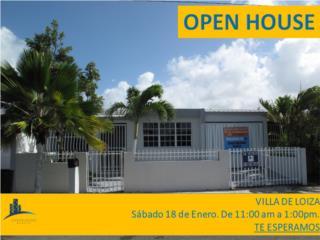 VILLAS DE LOIZA - OPEN HOUSE!!