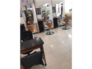 Salón de belleza y estética