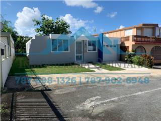 Casa remodelada en Bayamón. 3H y 2B