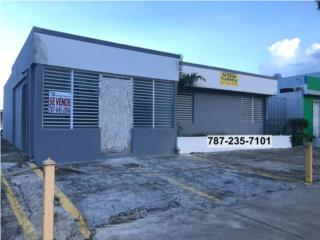 Comercial Ave. Roberto Clemente + Lote Parking