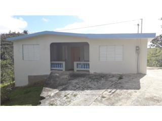 Casa 3-1 y storage grande en finca 13 cdas