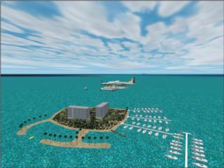 Isleta Marina Torre II, 2H, 1B