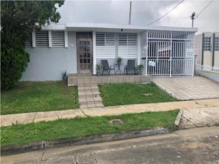 Casa en Urb. Aponte 5h/3b $115,000