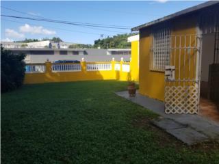 Casa de 3h - 1b + patio y marquesina