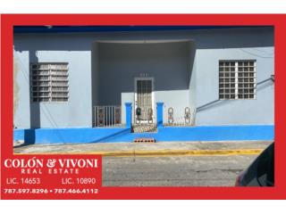 Casa en Calle Muñoz Rivera (Mayaguez) 80K