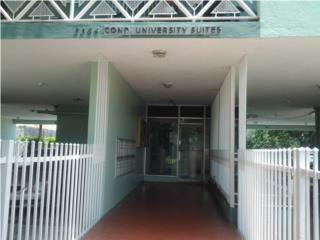 Cond. University Suite, 1 y 1, Apartamento