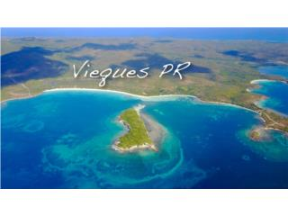 5 acres flat land at Vieques, P.R.