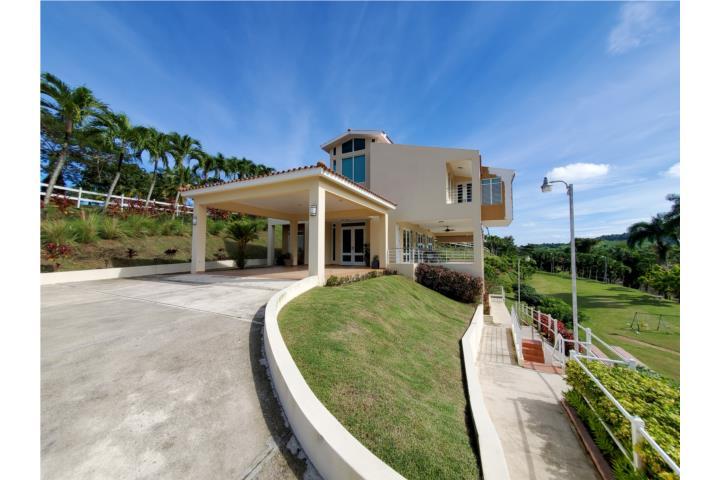 Hacienda Carabali Puerto Rico