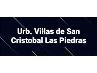 Urb. San Cristobal II Las Piedras, PR