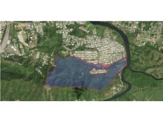 Terreno en Caguas con  229.108 Cuerdas