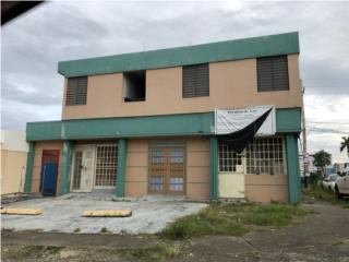 Edificio esquina de 2 pisos San Juan - Rio Piedras