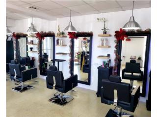 Moderno salón de belleza a la venta