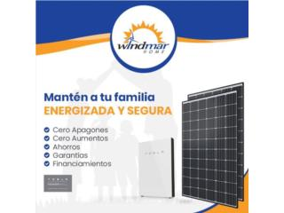 Sistema de placas solares By Wyndmar Home