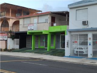 Avenida Fragoso, propiedad mixta