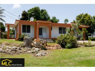 Casa con mucho terreno en Isabela