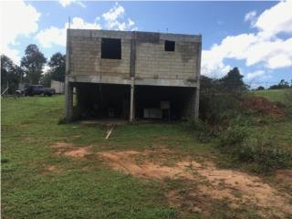 Residencia en construcción, 2 cuartos, 1 baño