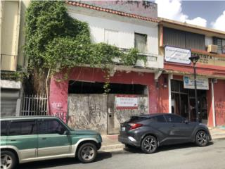 FRENTE A PLAZA DE RECREO RIO PIEDRAS