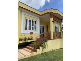 Casa en Barrio Cibao Camuy  (nuevo precio)
