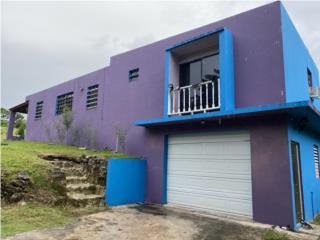 Se Vende Casa Bo. Quebrada en Camuy