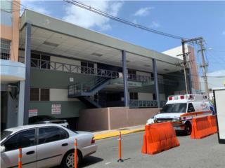 Dos oficinas frente a Clinica Perea, parking