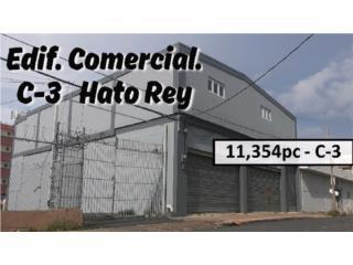 Hato Rey-Edif. Comercial-Condicion Excelente