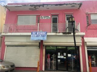 Edificio en el mismo pueblo de Arecibo