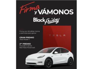BLACK FRIDAY!! PODRIAS GANAR UN AUTO TESLA